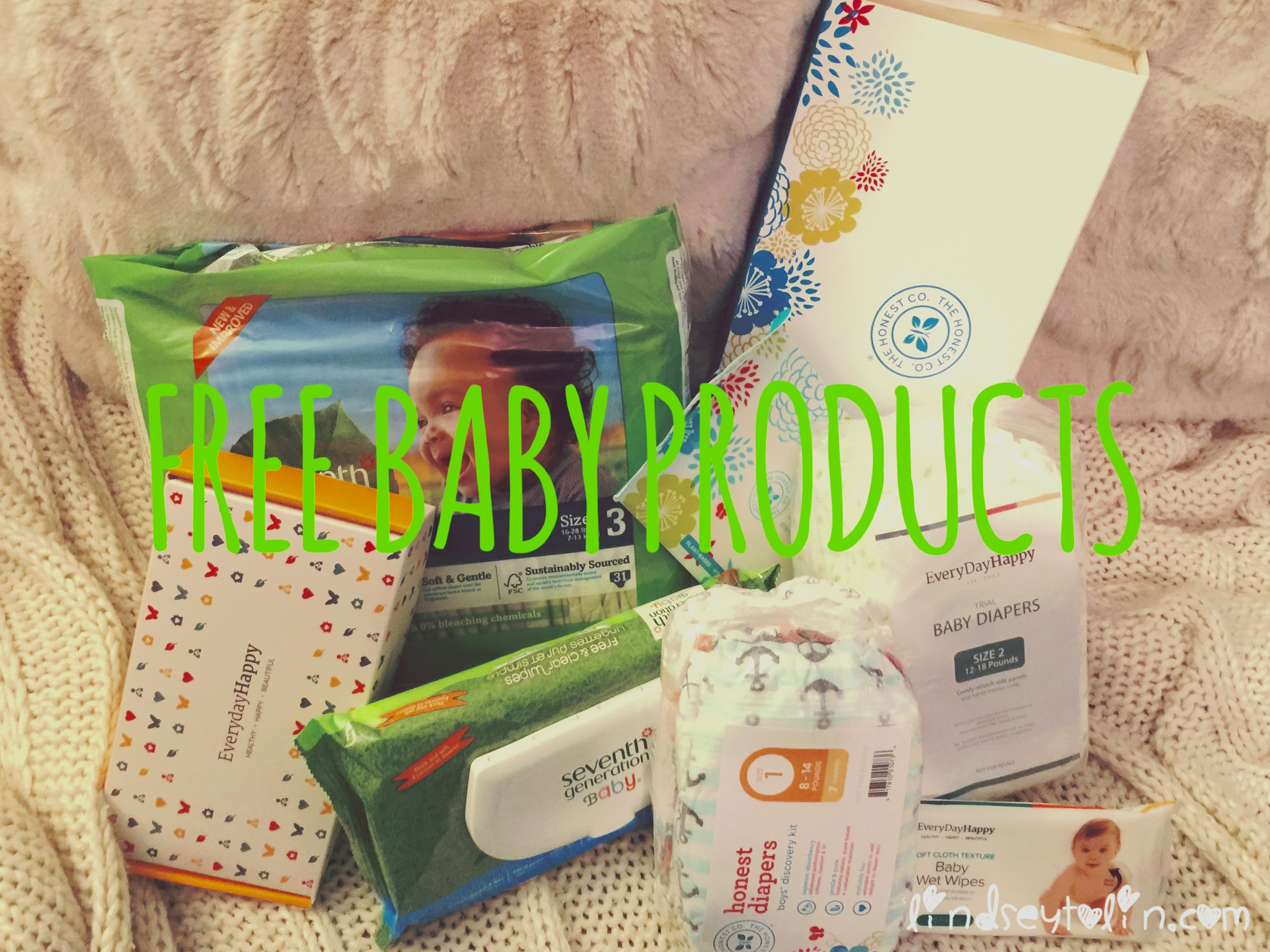 Here's How To Get FREE Baby Products